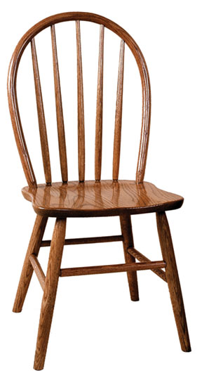 dutch windsor side chair