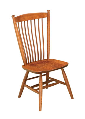 easton shaker side chair