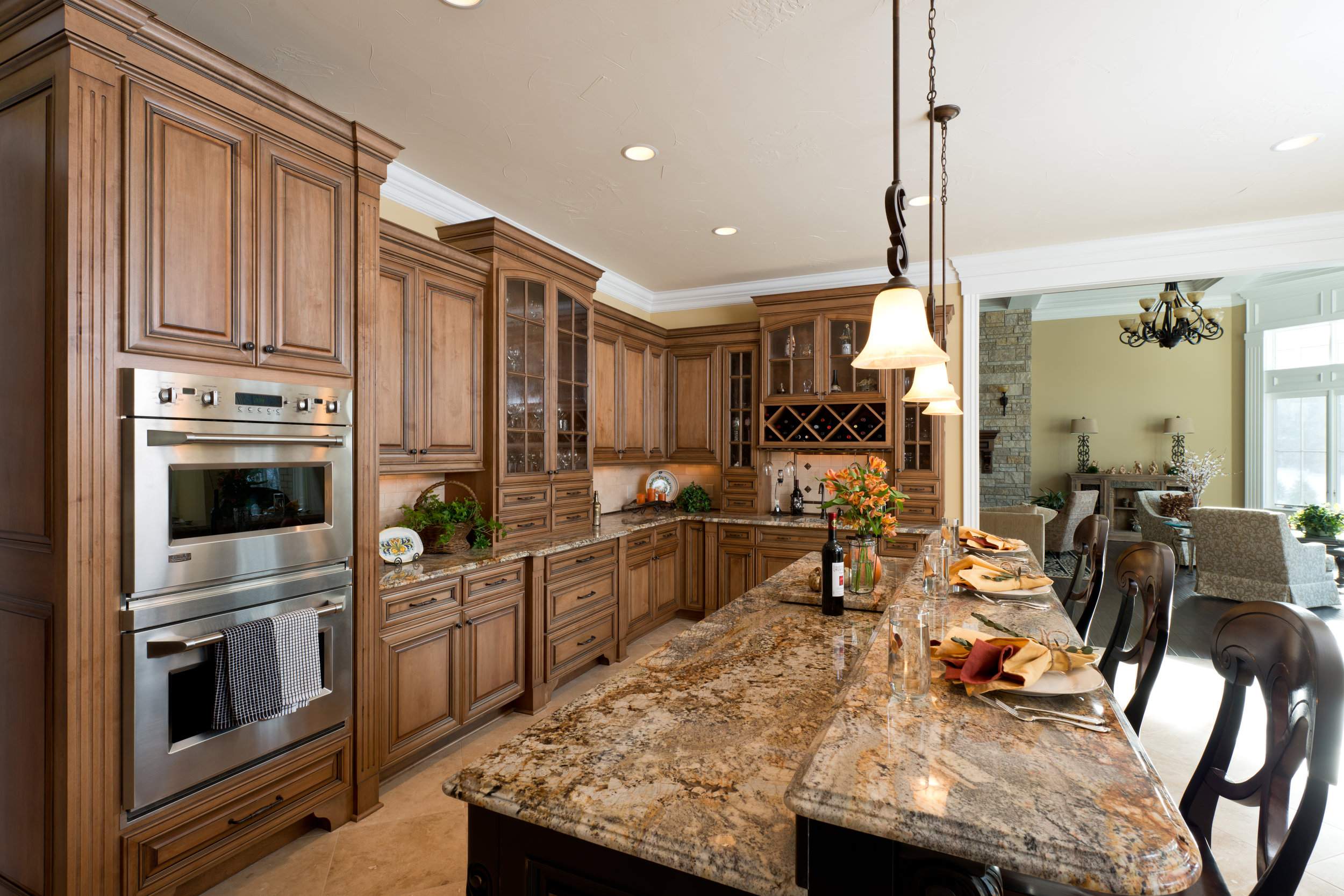 kitchen cabinets in wayne county