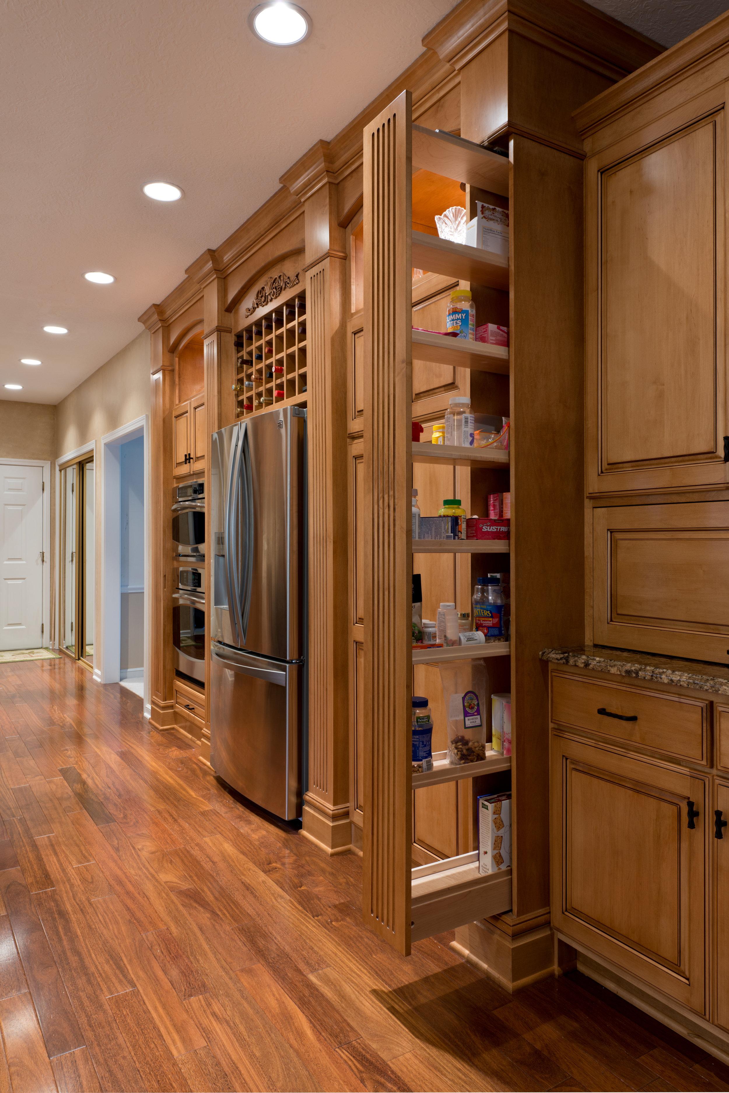 creative kitchen drawers