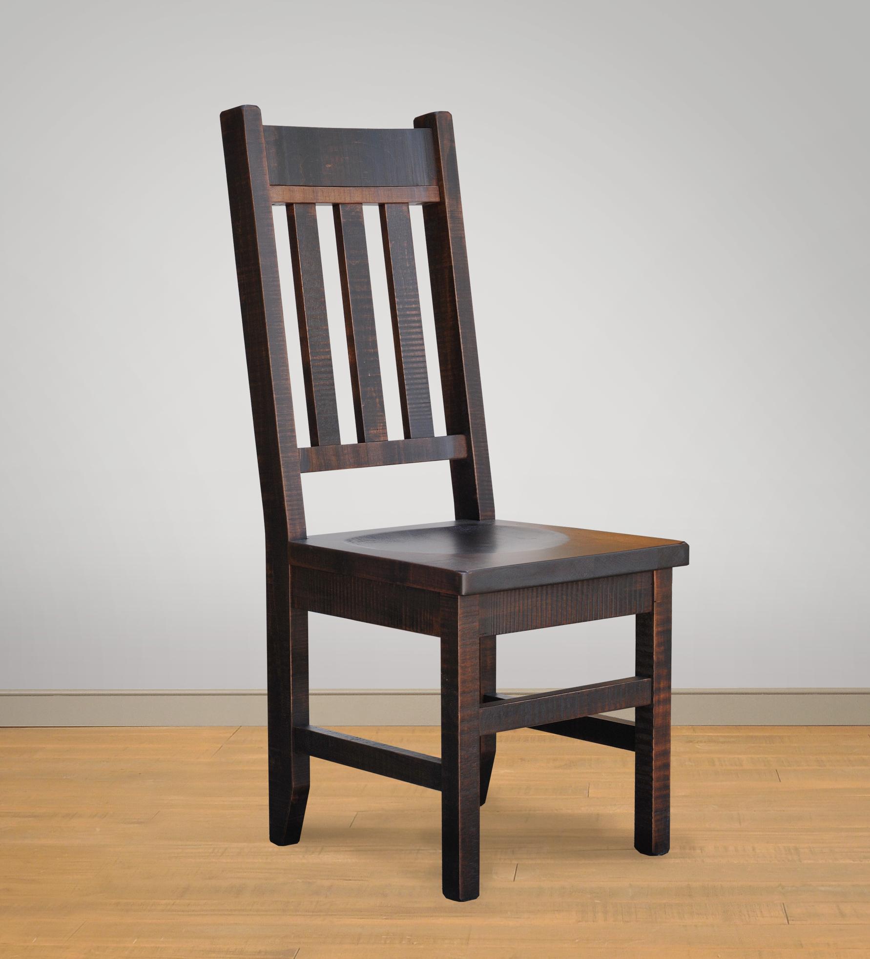 ruffsawn chairs