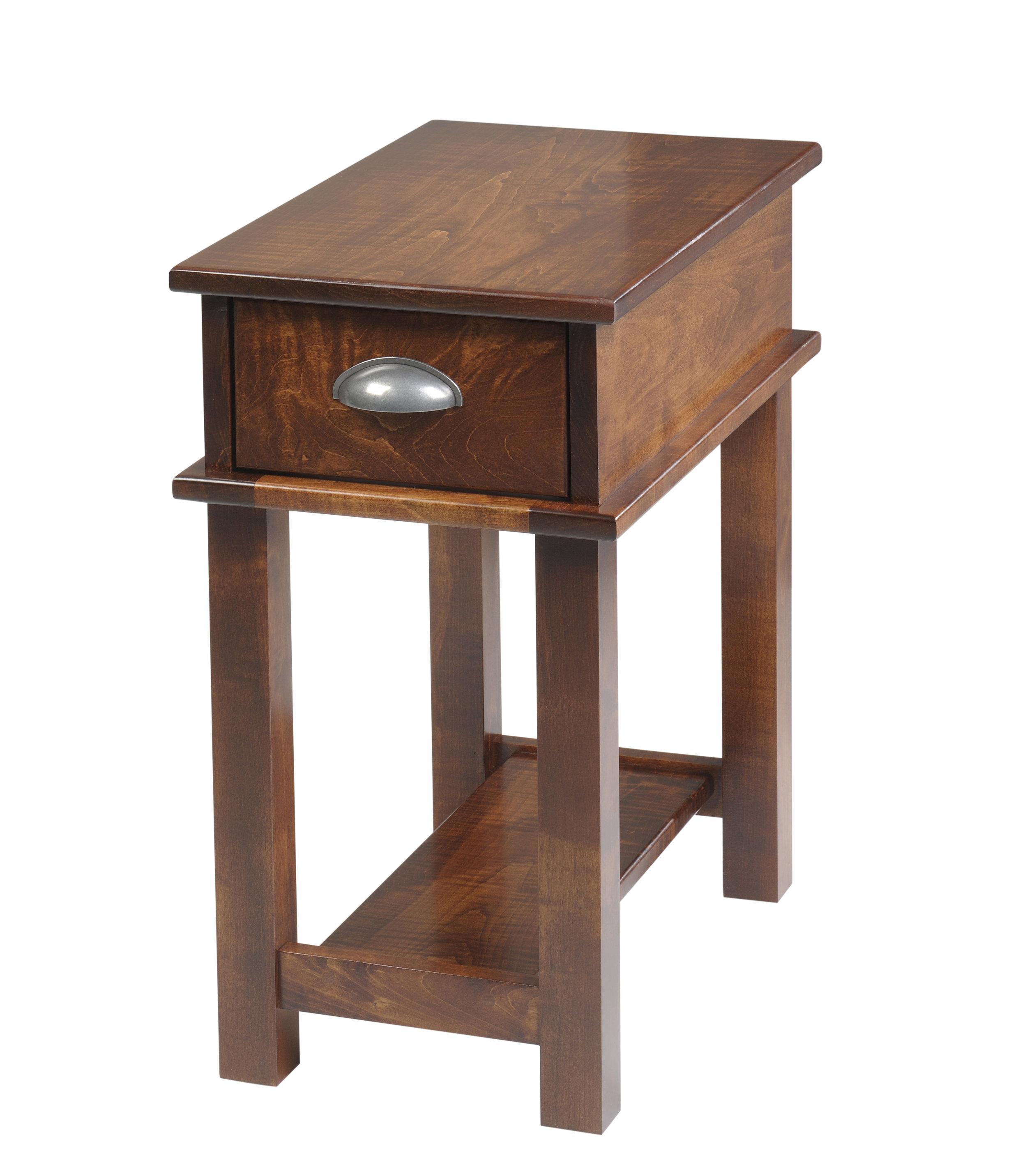 buckahannon chairside table