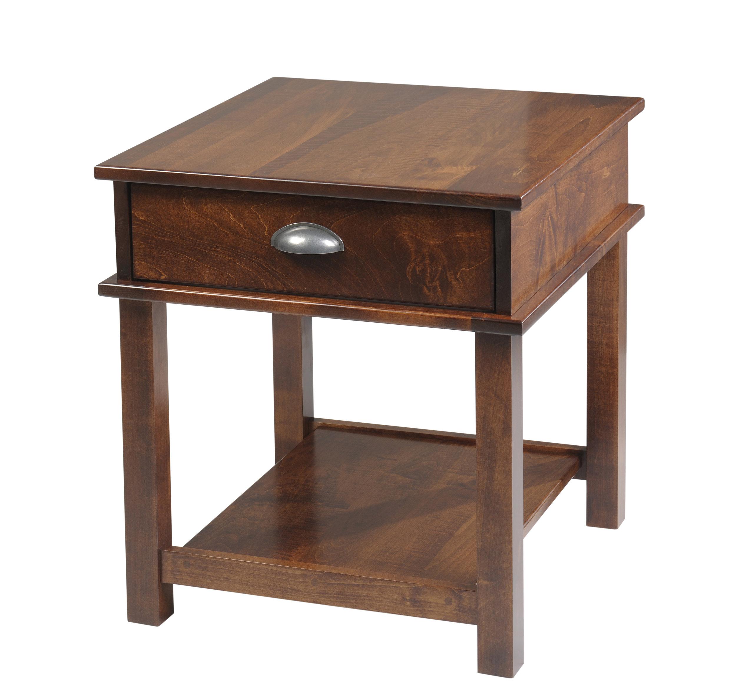 buckahannon end table