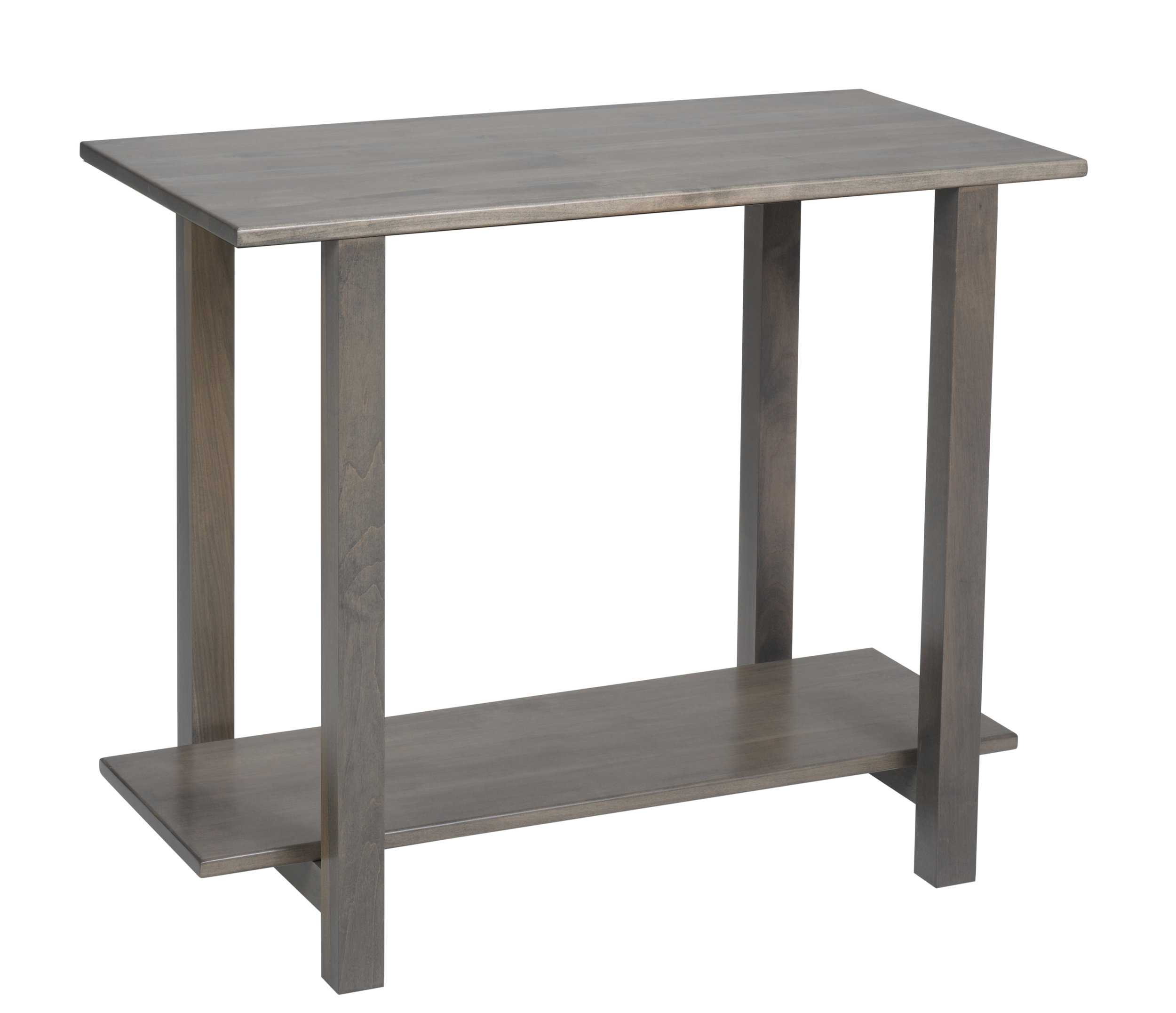 hilton wood sofa table