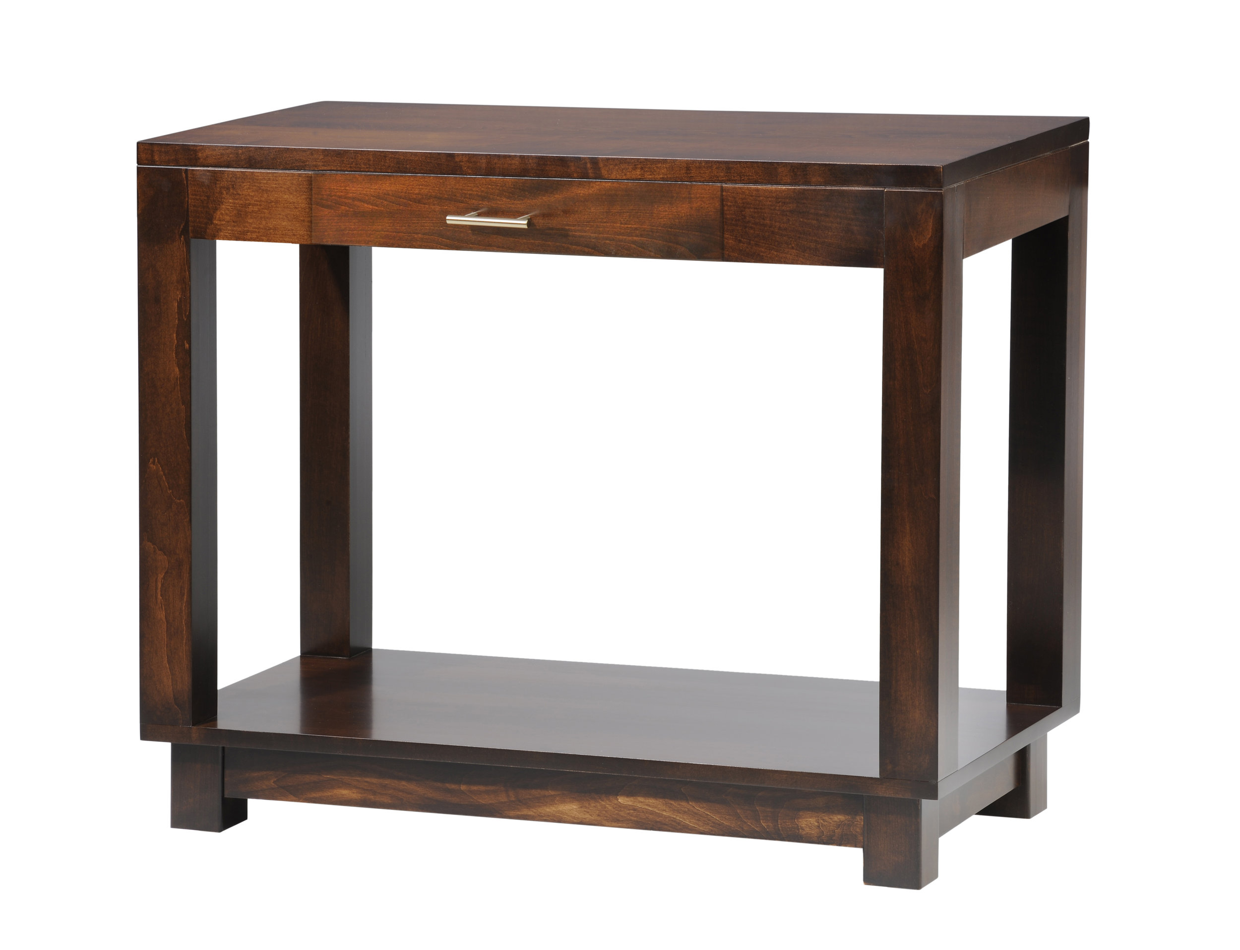 urban sofa table with drawers