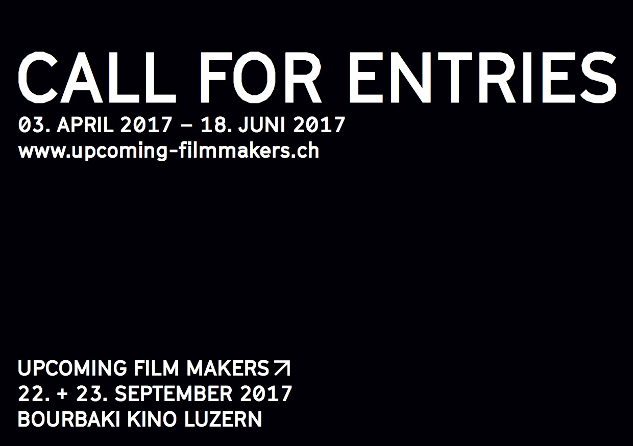 Call for entries 2017