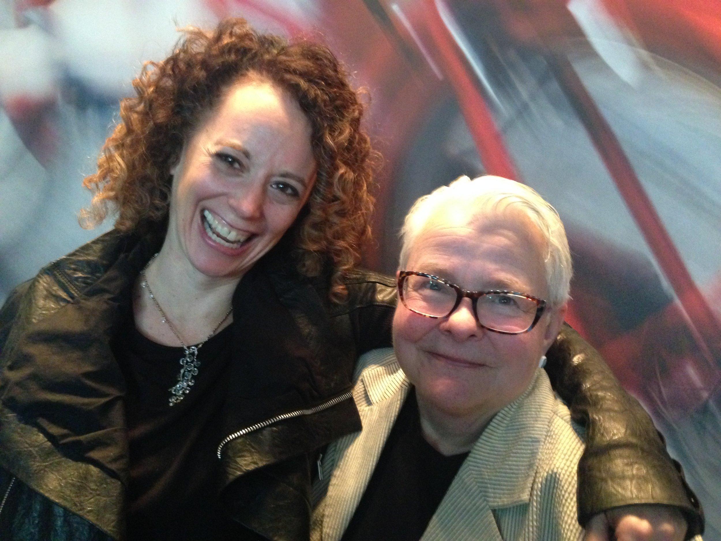 Rebecca Taichman and Paula Vogel