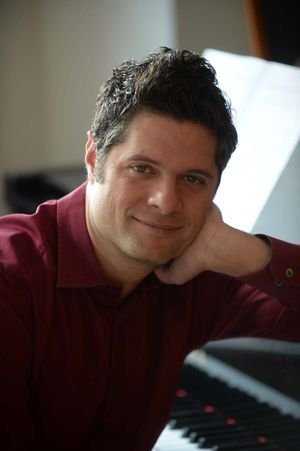 Composer Tom Kitt