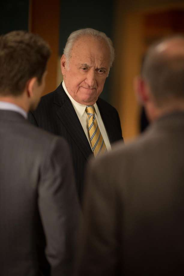 """Jerry Adler in """"The Good Wife"""""""