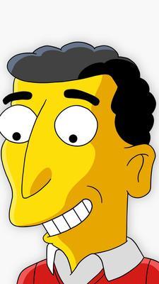Mike Reiss Simpsonized