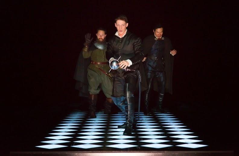 """Hamlet"" Photo by T. Charles Erickson"