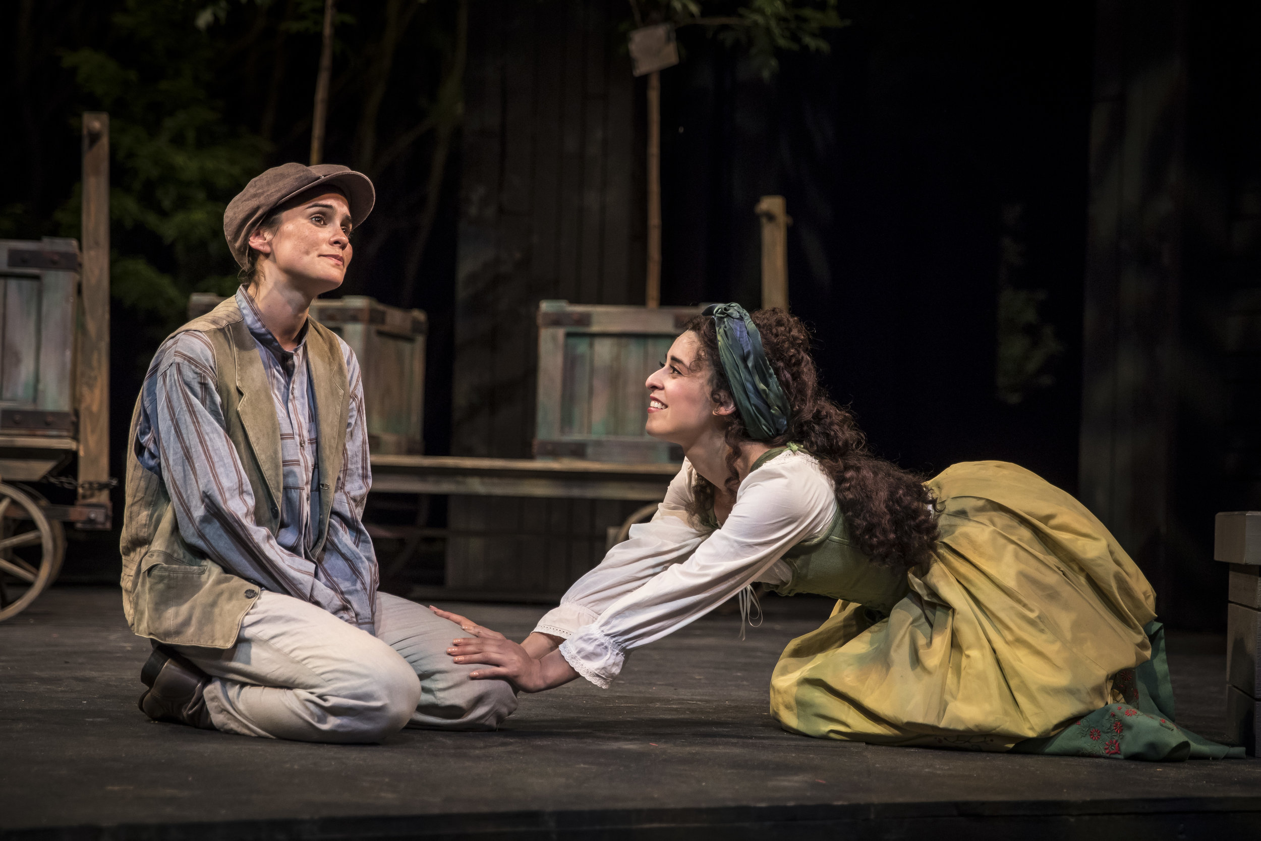 """""""As You Like It"""" with Melisa Pereyra & Andrea San Miguel"""