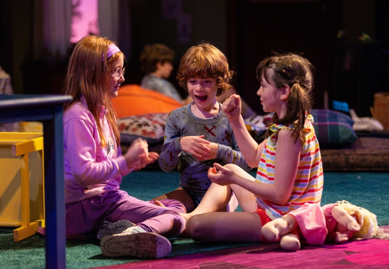 """Make Believe"" at Hartford Stage"