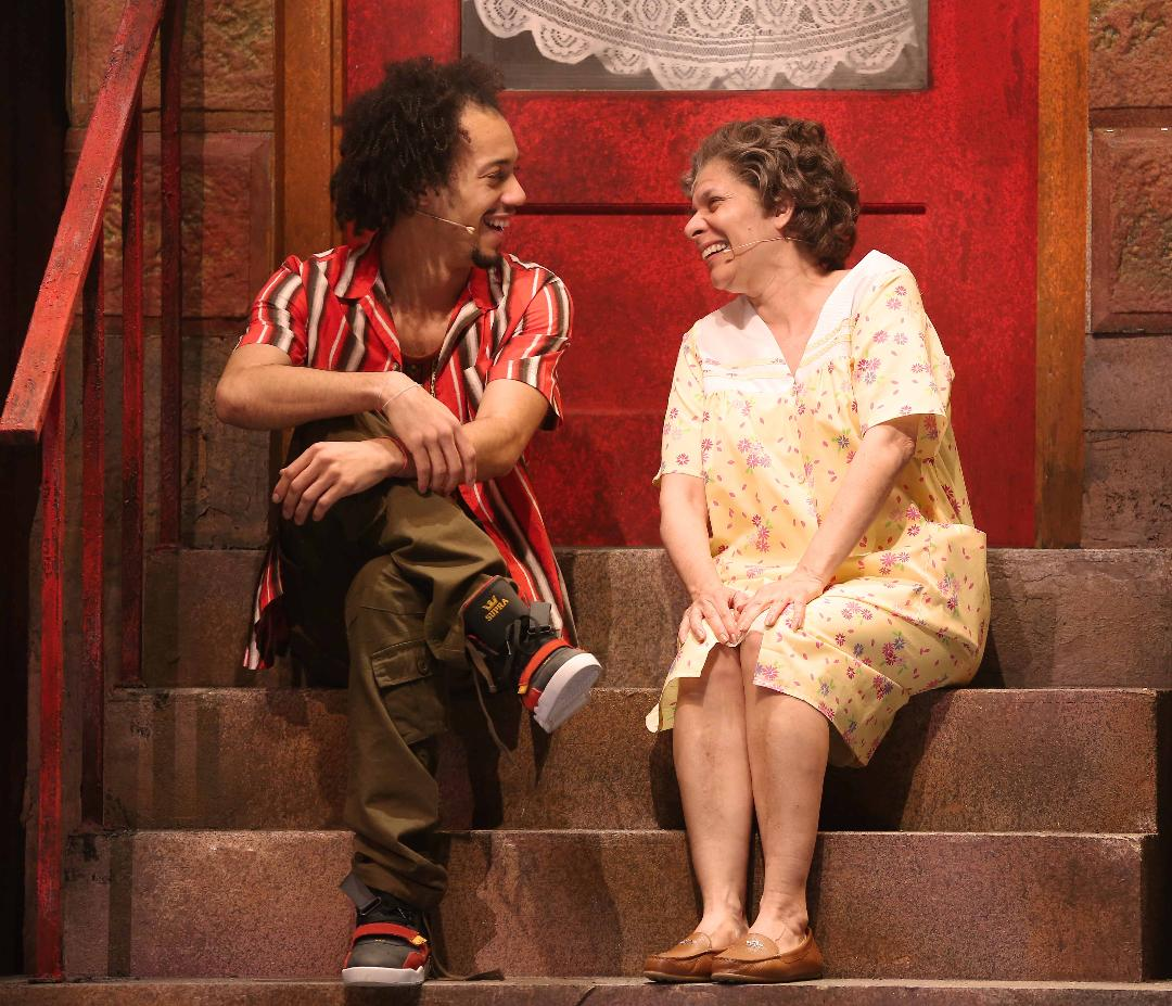 """In the Heights"" at Westport Country Playhouse"