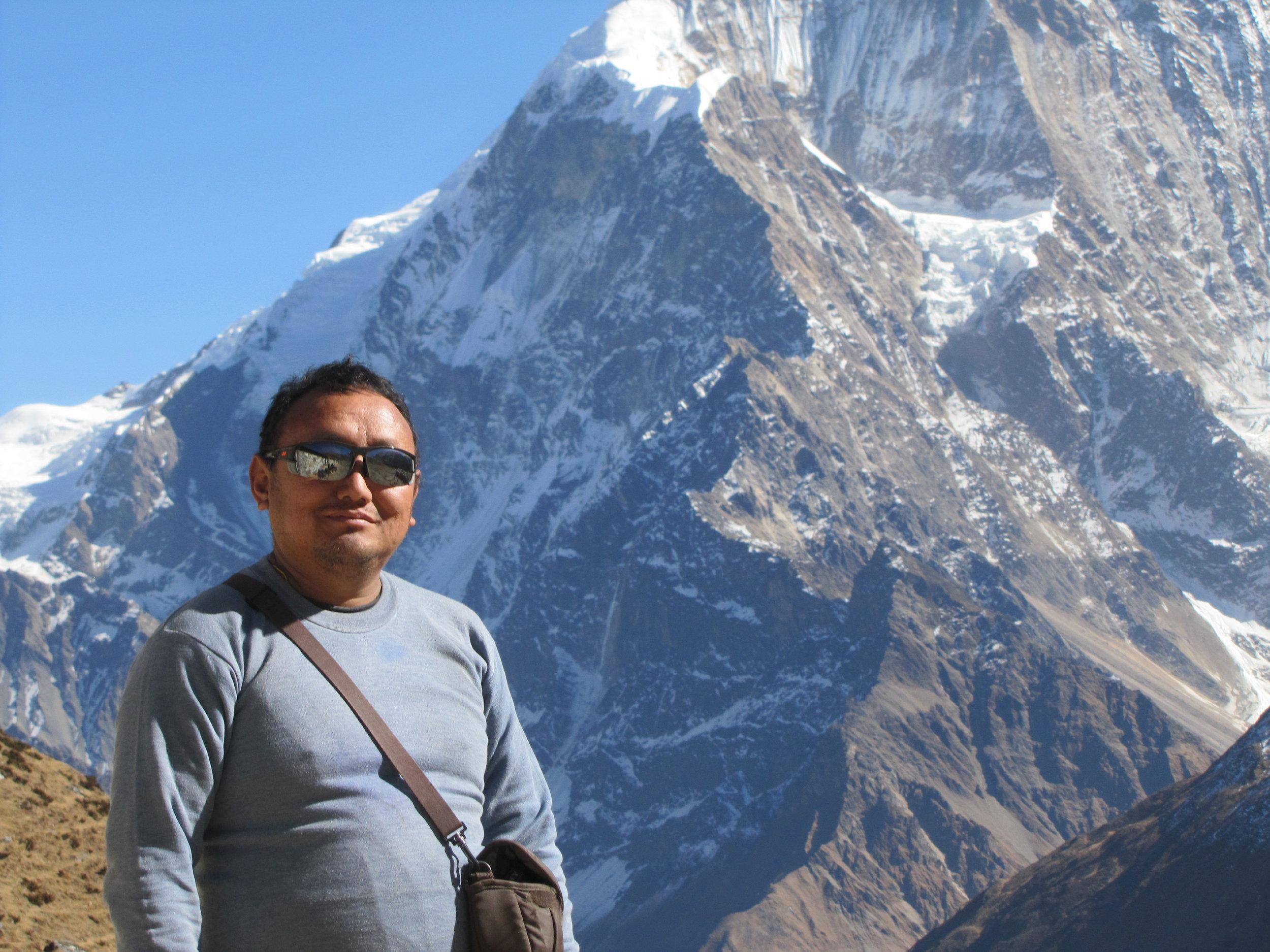 Furba Sherpa- Nepal trekking guide expert