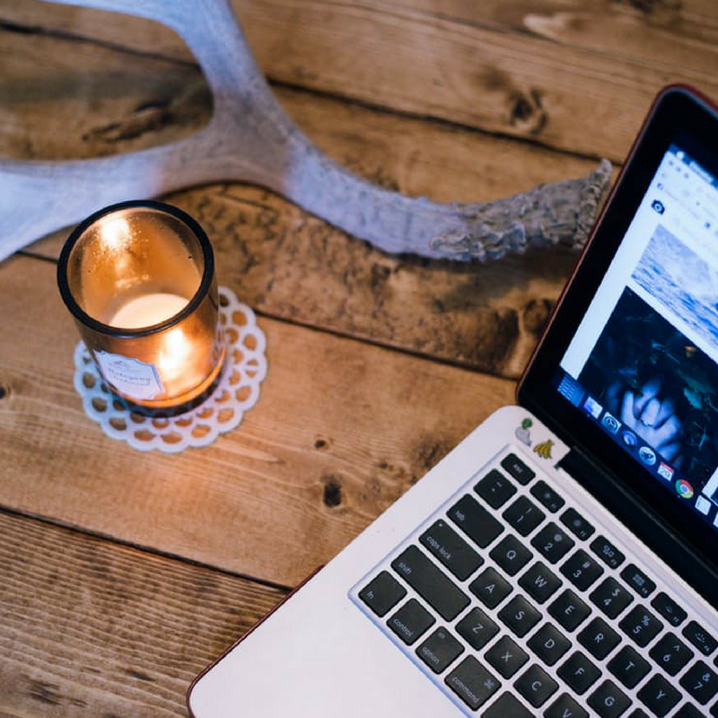 Atelier en ligne dans le confort de son foyer