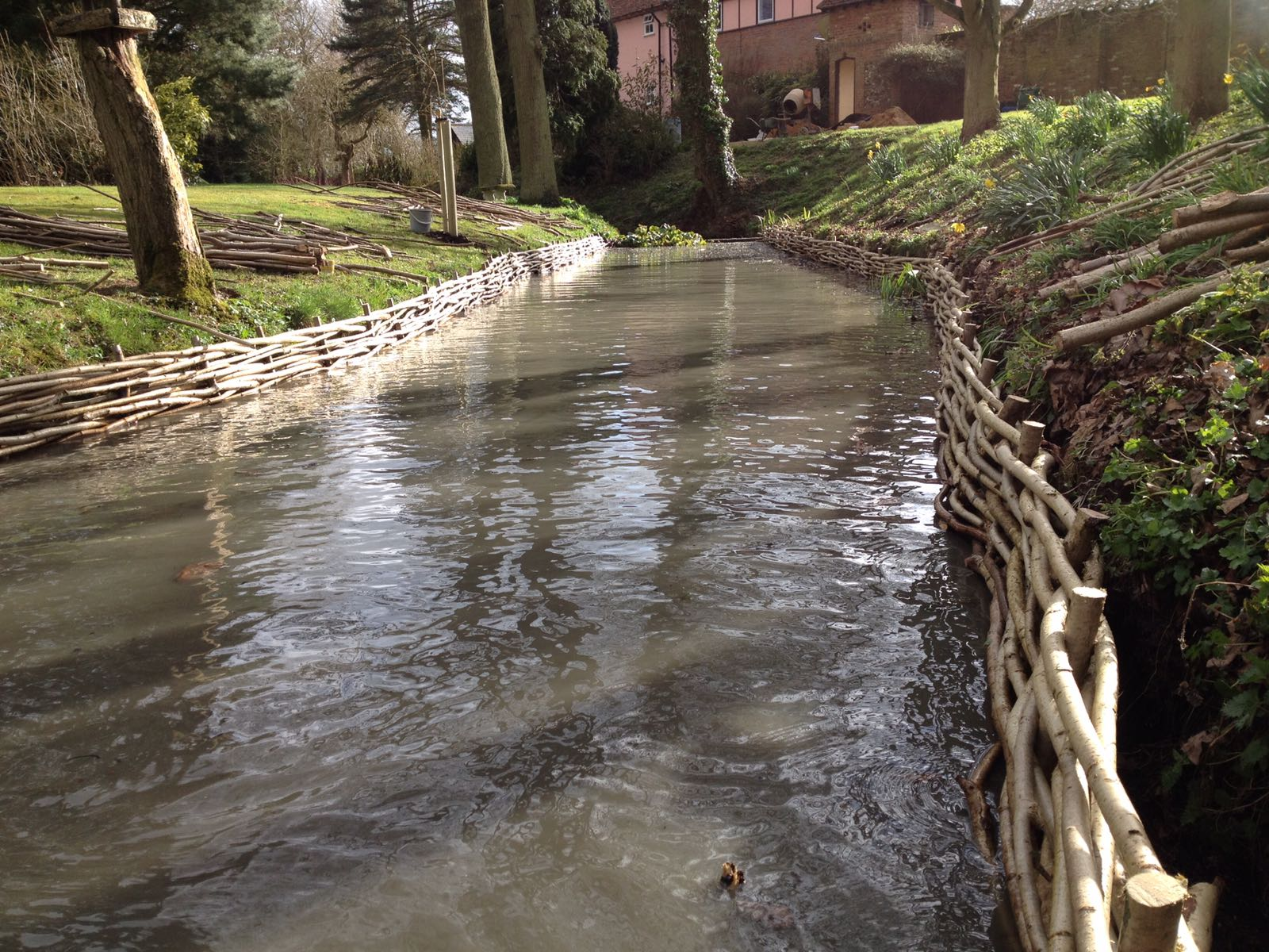 Restore your riverbank