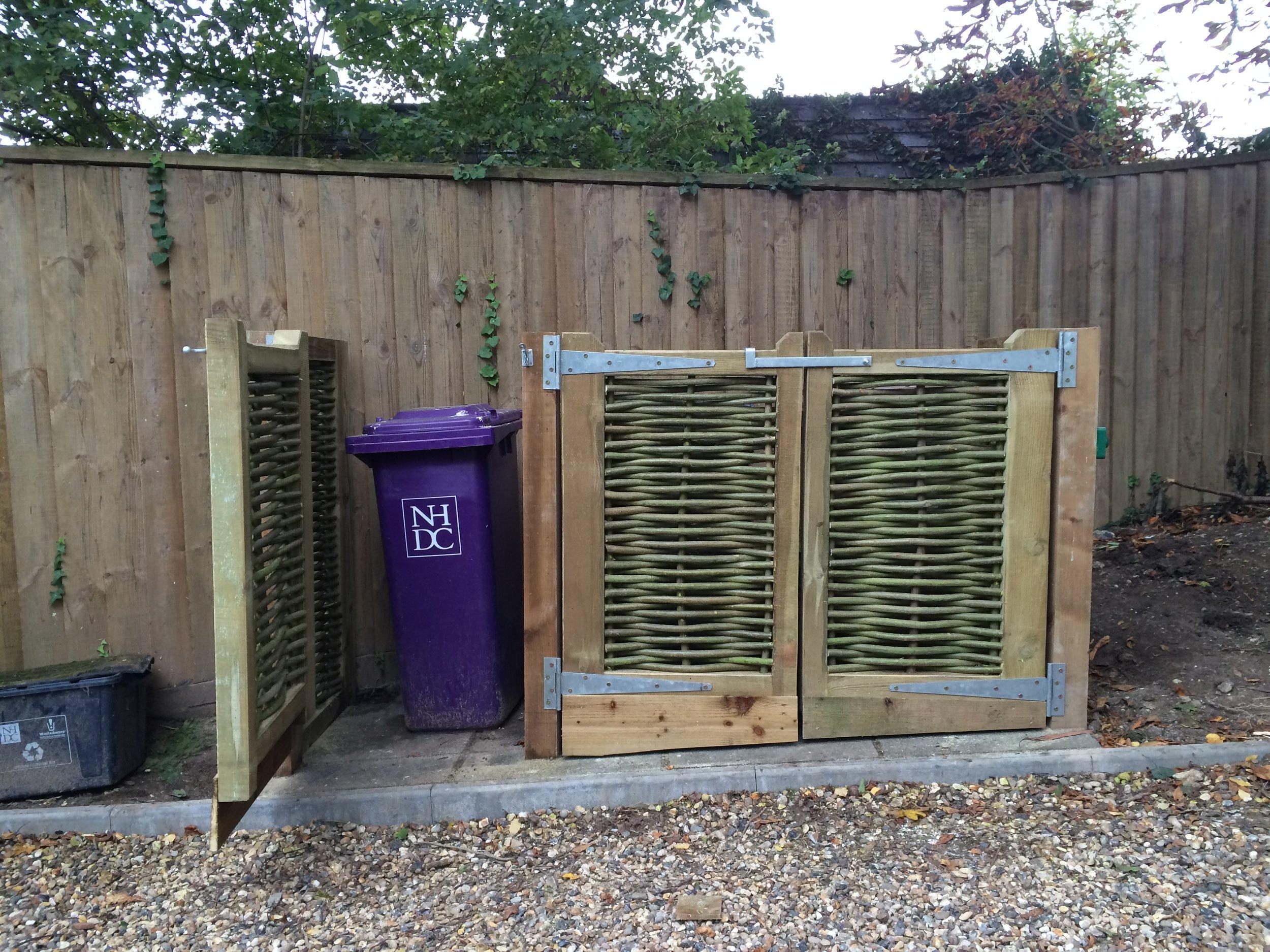 Beautiful bins!