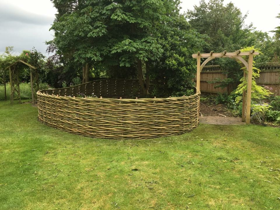 Woven willow