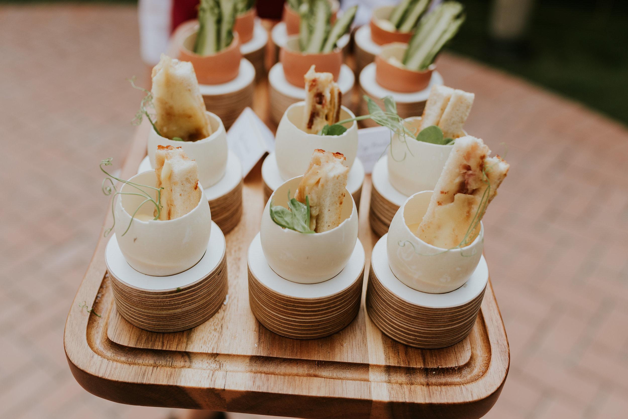International wedding caterer