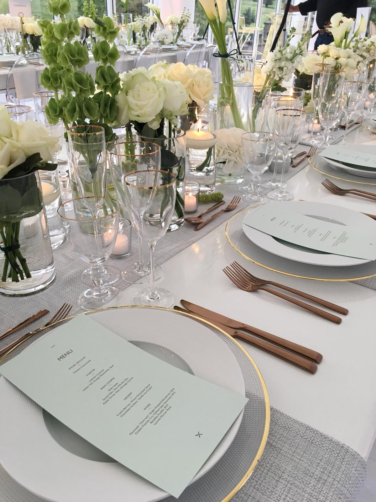 Wedding caterer London and the UK