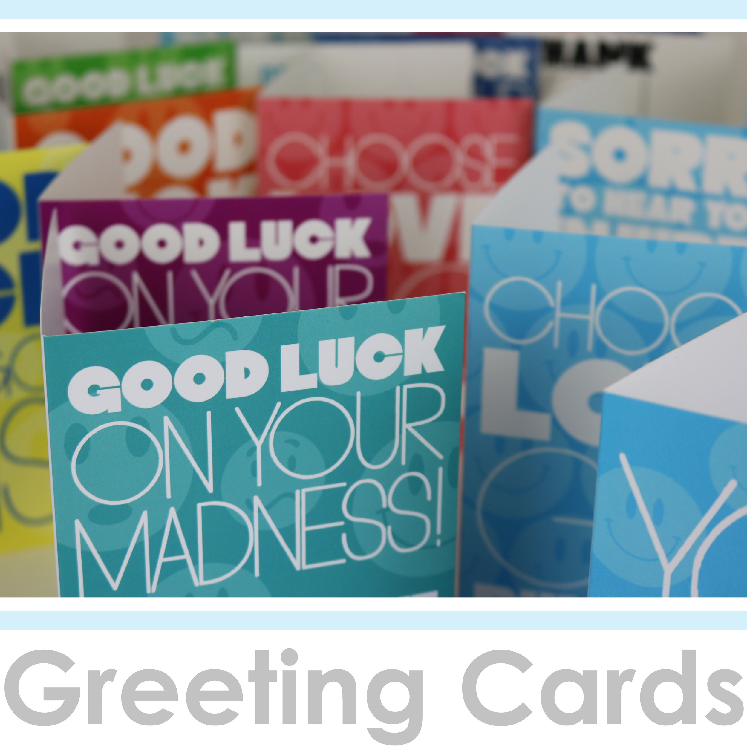 Click Here for our Greeting Cards