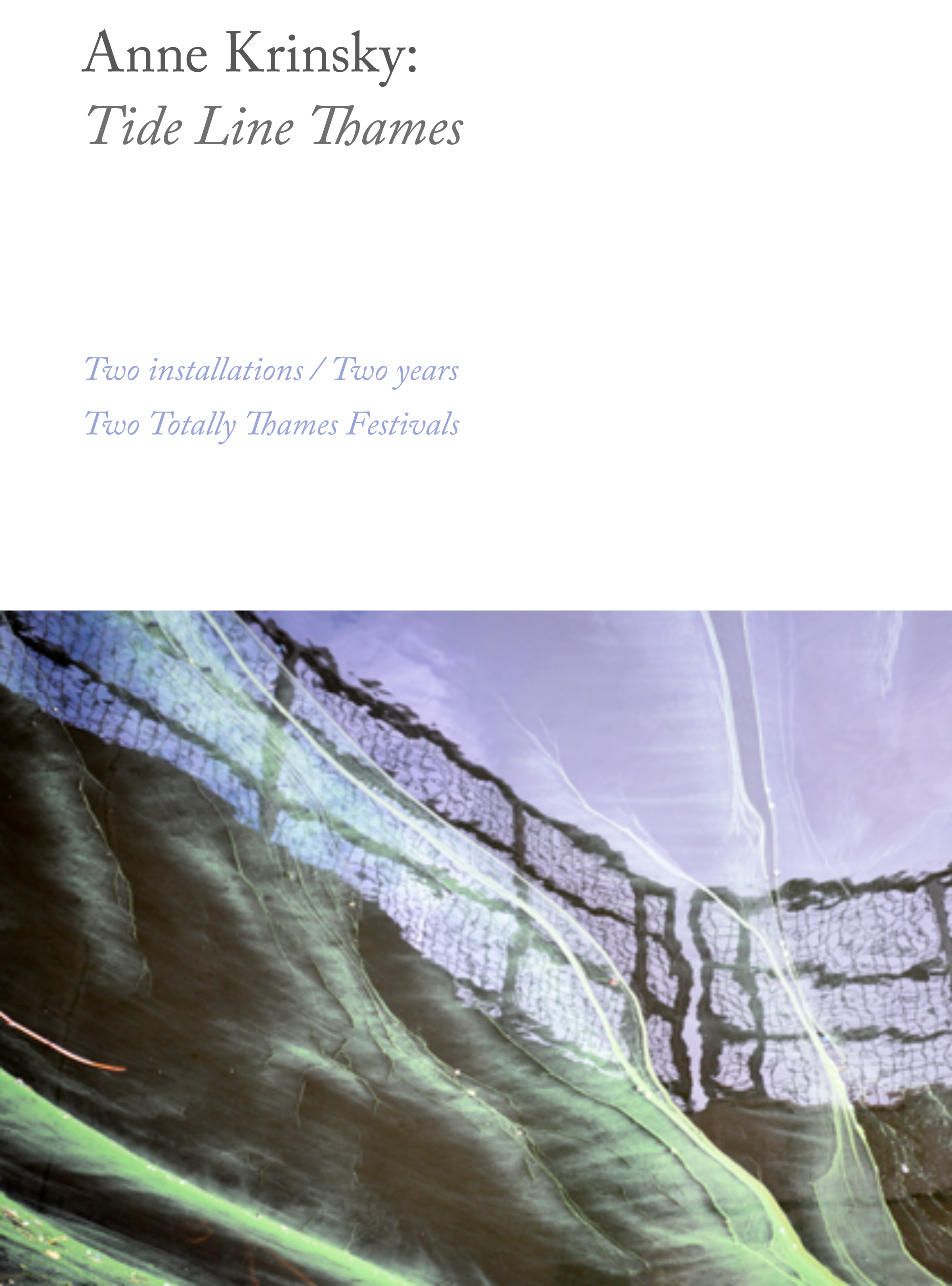 1 Anne_Krinsky_Tide Line Thames Catalogue Cover.jpg