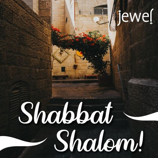 Good Shabbes, family! May you find peace, tranquility, and plenty of time for good food and reflection this Shabbat. #ShabbatShalom