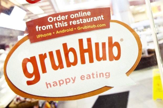 Order with Grubhub