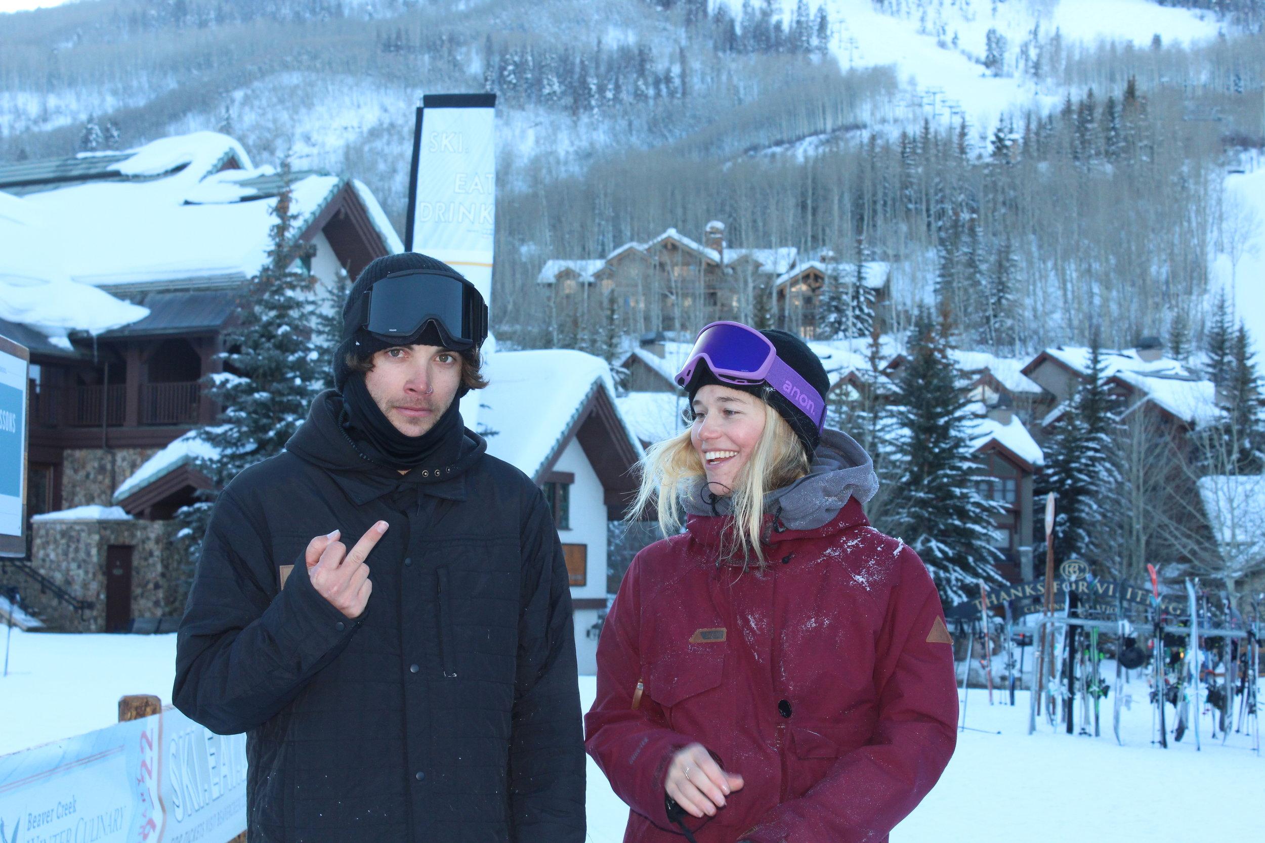 Jason & Meg
