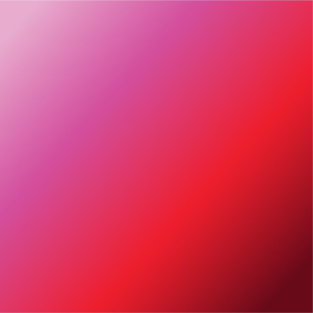 Pink, Red & Burgundy