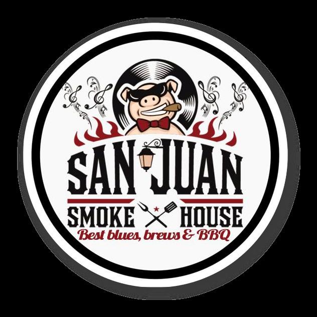 san juan smokehouse logo