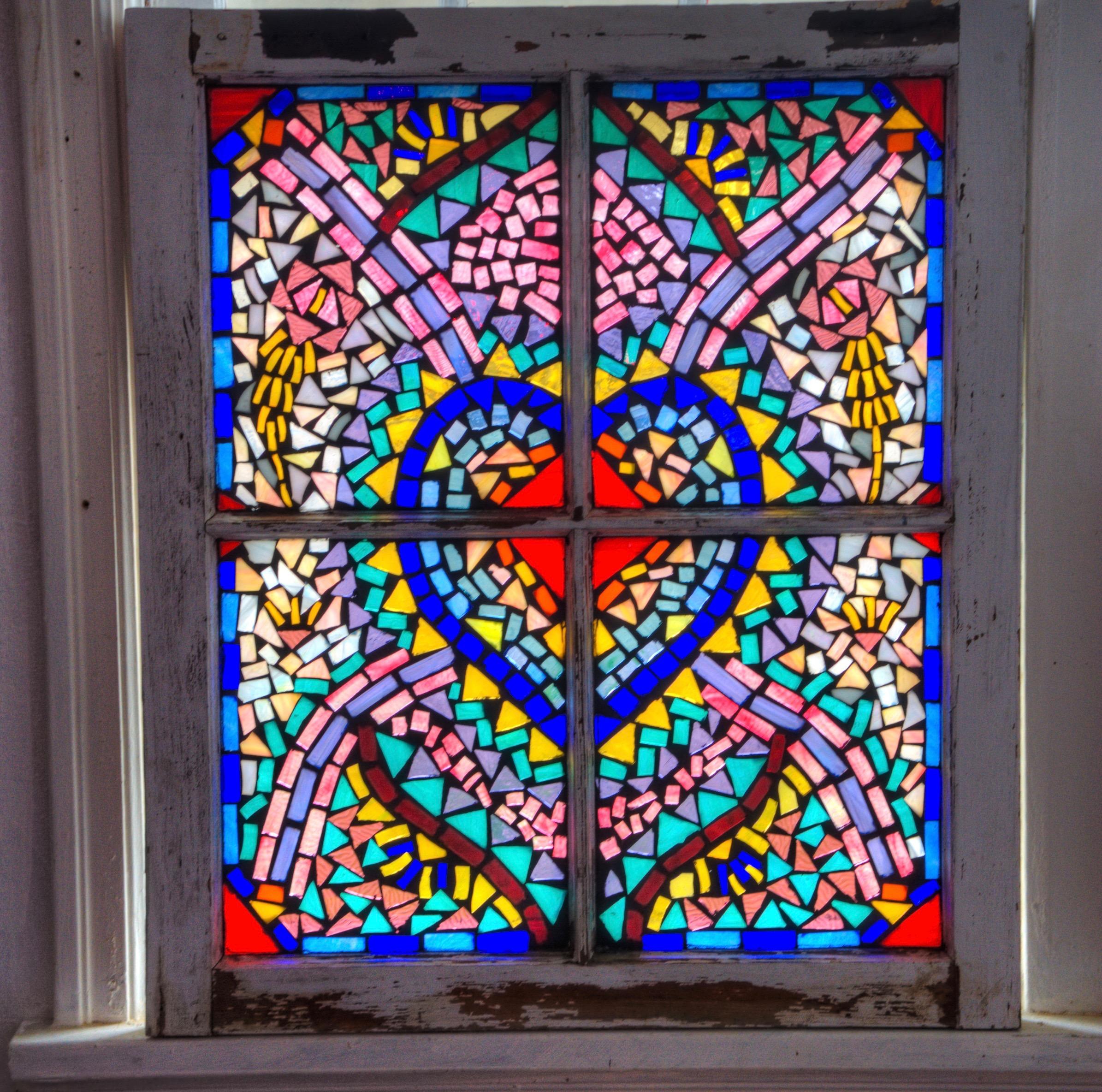 Tree House Window - SOLD