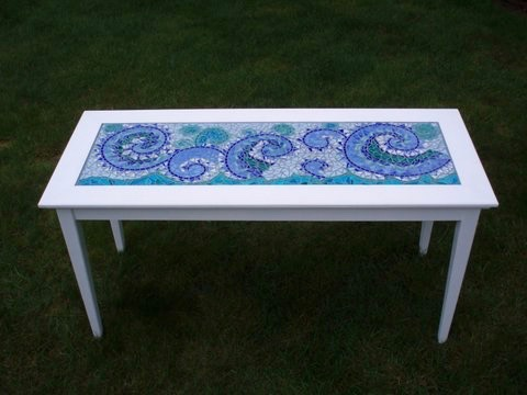 Wave Upon Wave Table