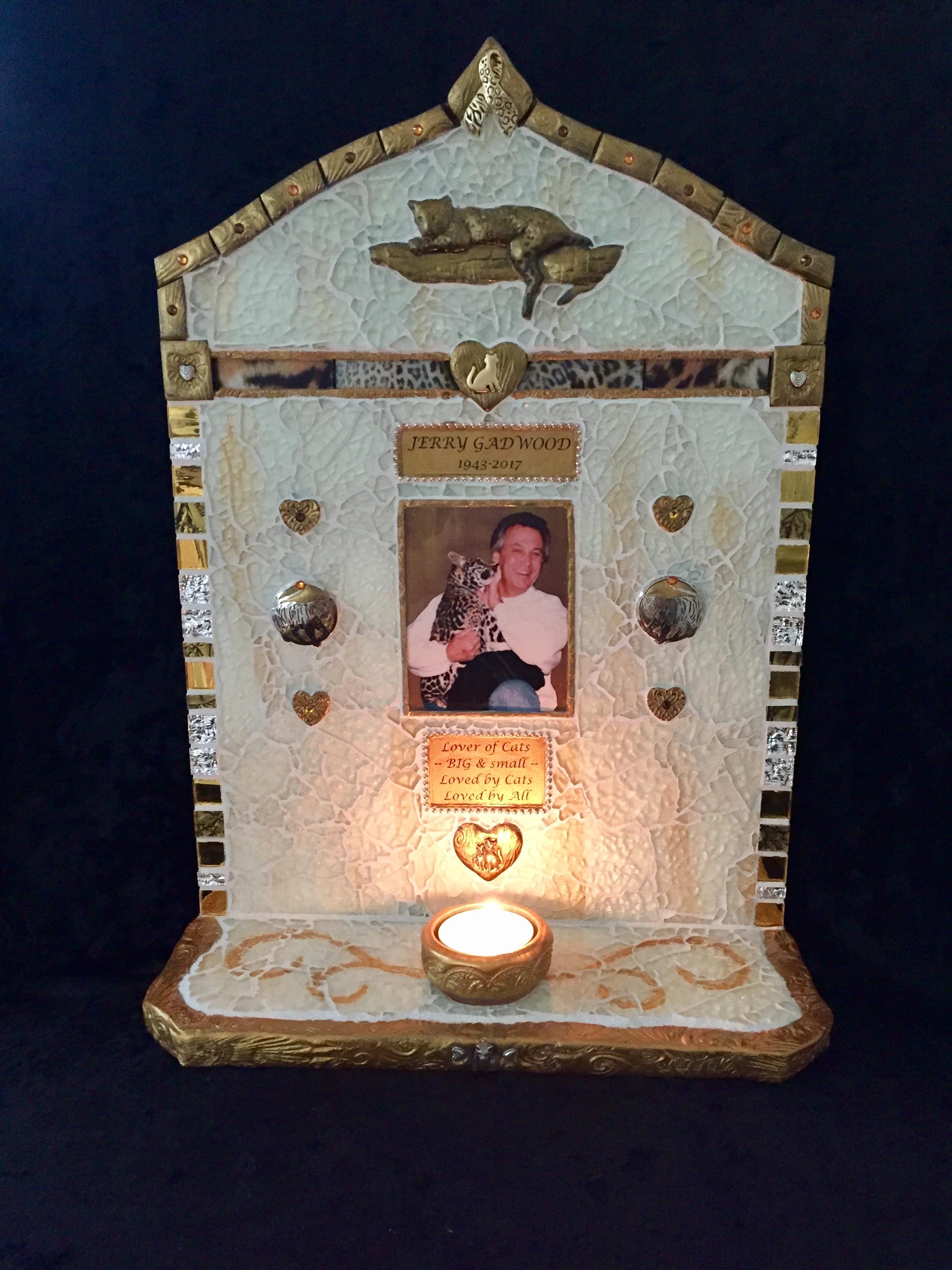 Jerry ~ Memorial Shrine