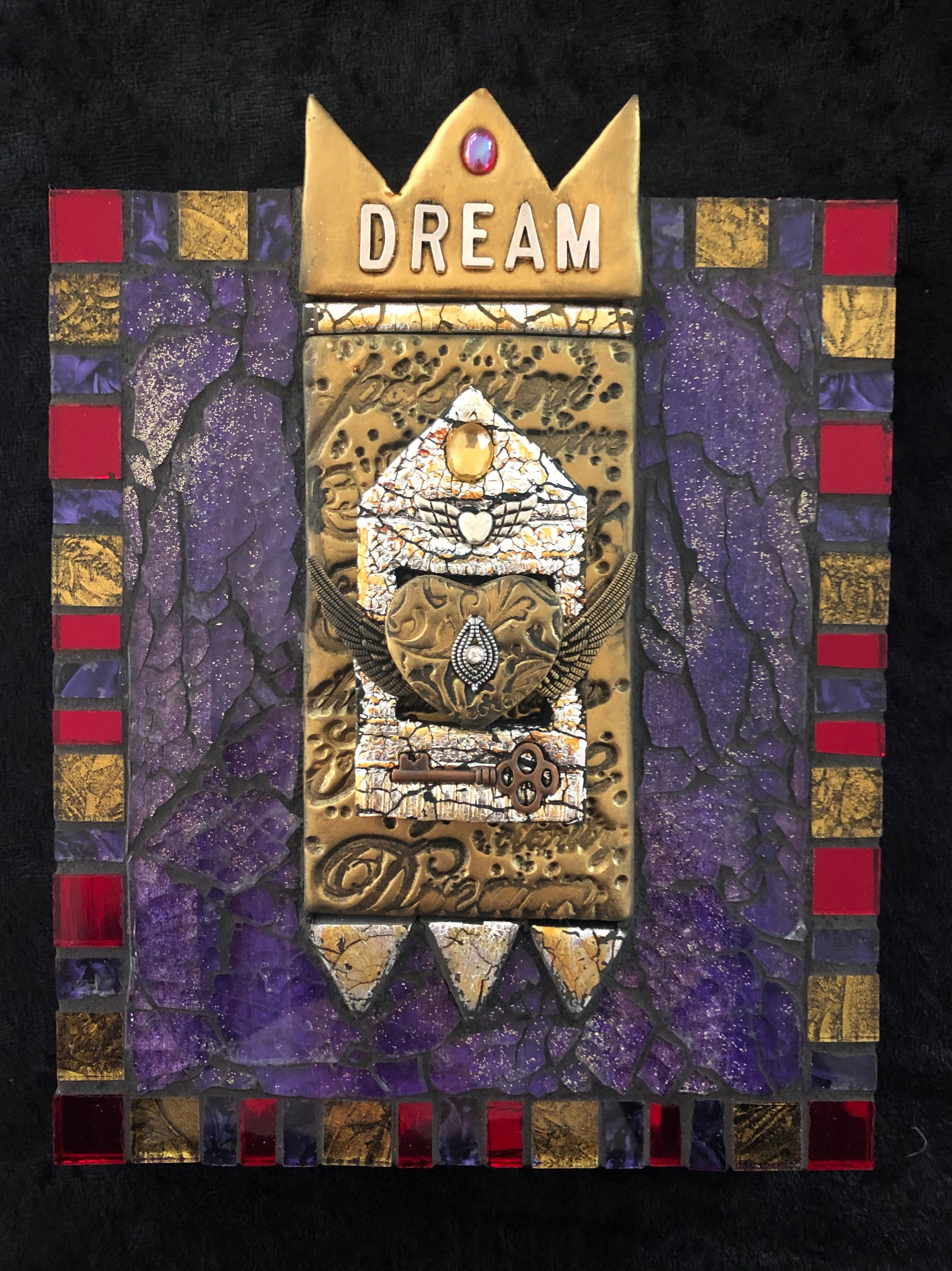 "Dream 7"" x 6"""