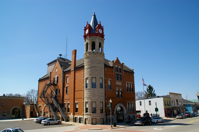 The Stoughton Opera House is housed within the historic City Hall building in the heart of downtown Stoughton, Wisconsin.