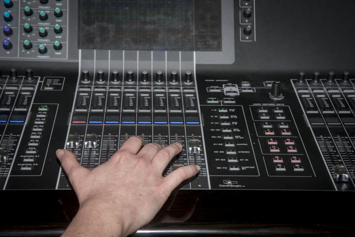 Digital Sound Board