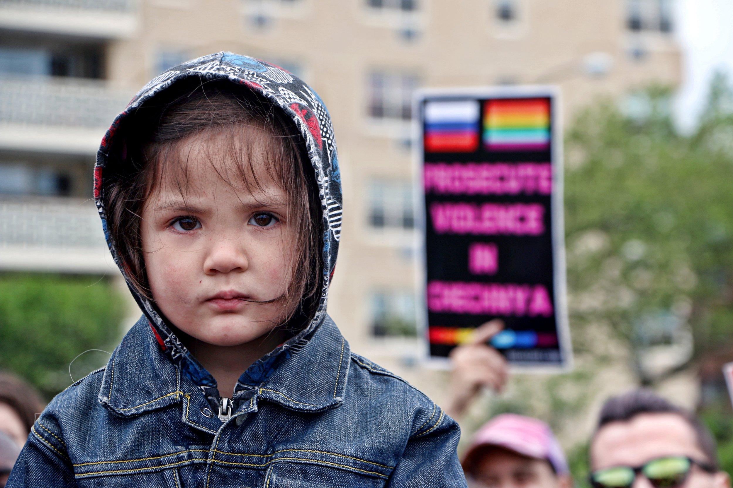 Brighton Beach Russian Pride. May 20th, 2017. New York City.