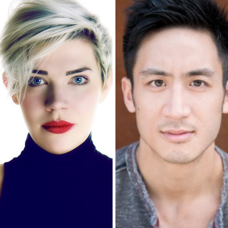New Demos! - Visit the Monkey Trouble Unleashed! page right now to hear brand new demos, featuring Amy Jo Jackson and Hansel Tan! The show receives its world premiere concert October 6th at the Duplex in NYC.