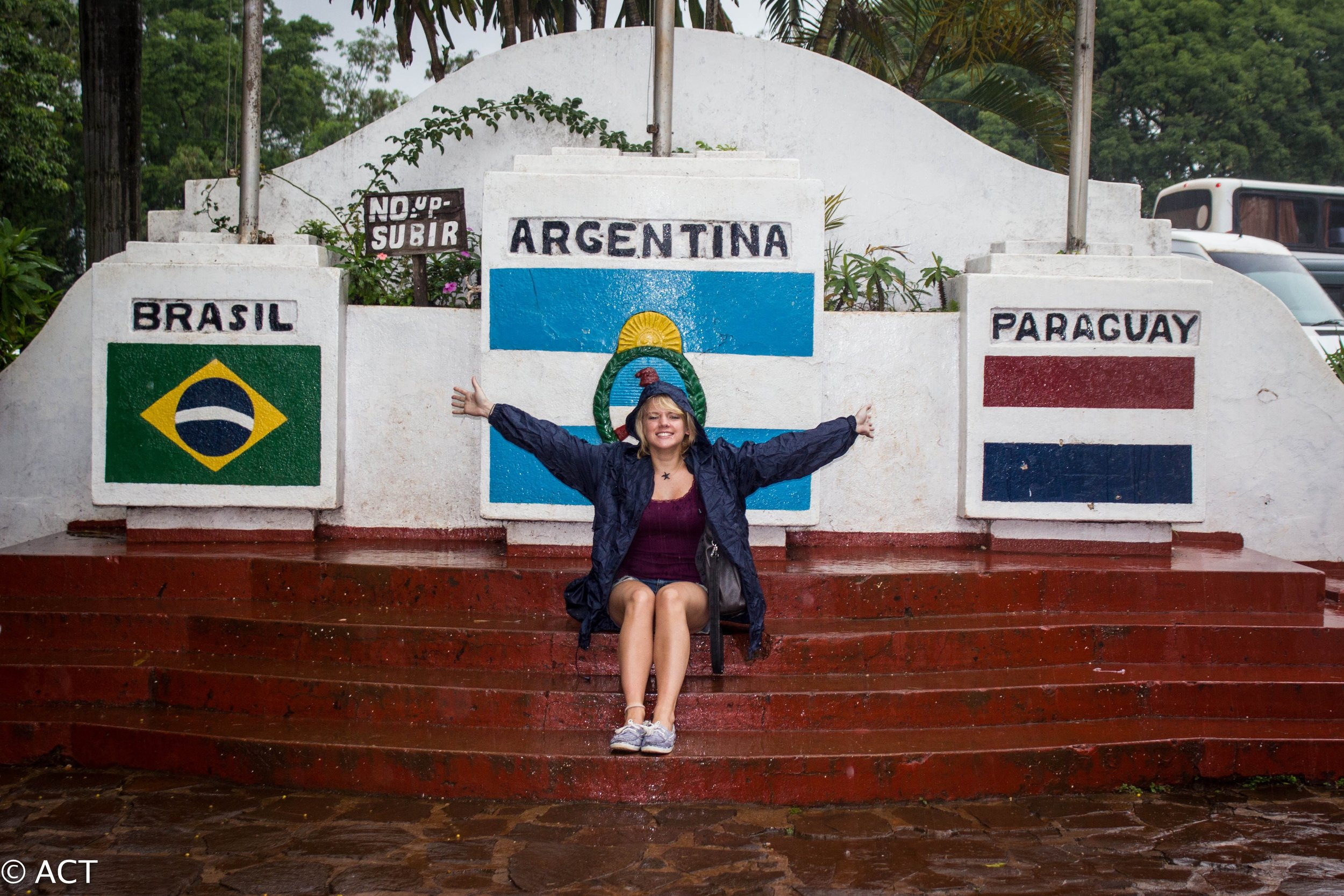 My first big solo travelling trip. I didn't want to make it easy for myself, so I went to South America!