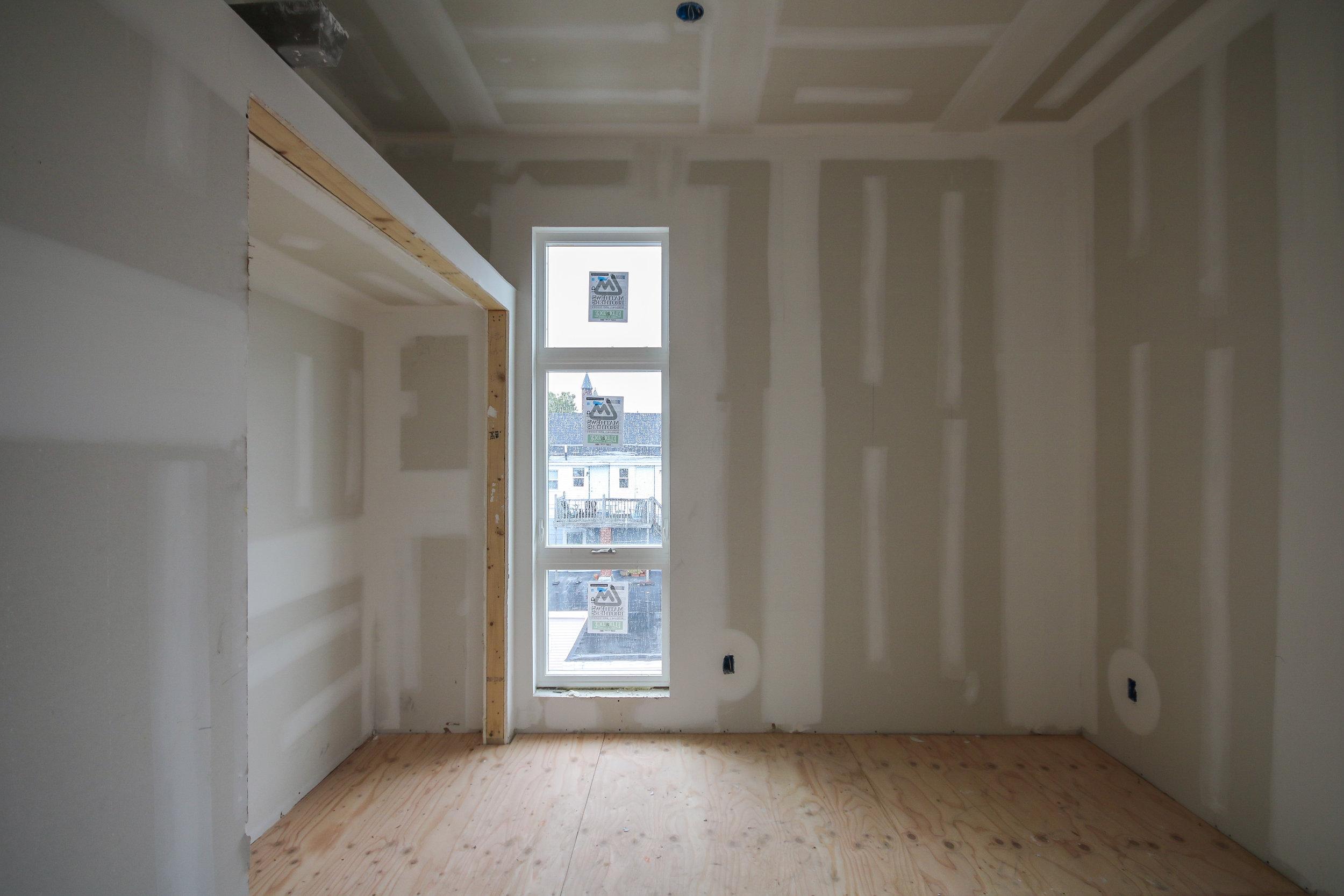 Interior Construction Update - 9/27/18