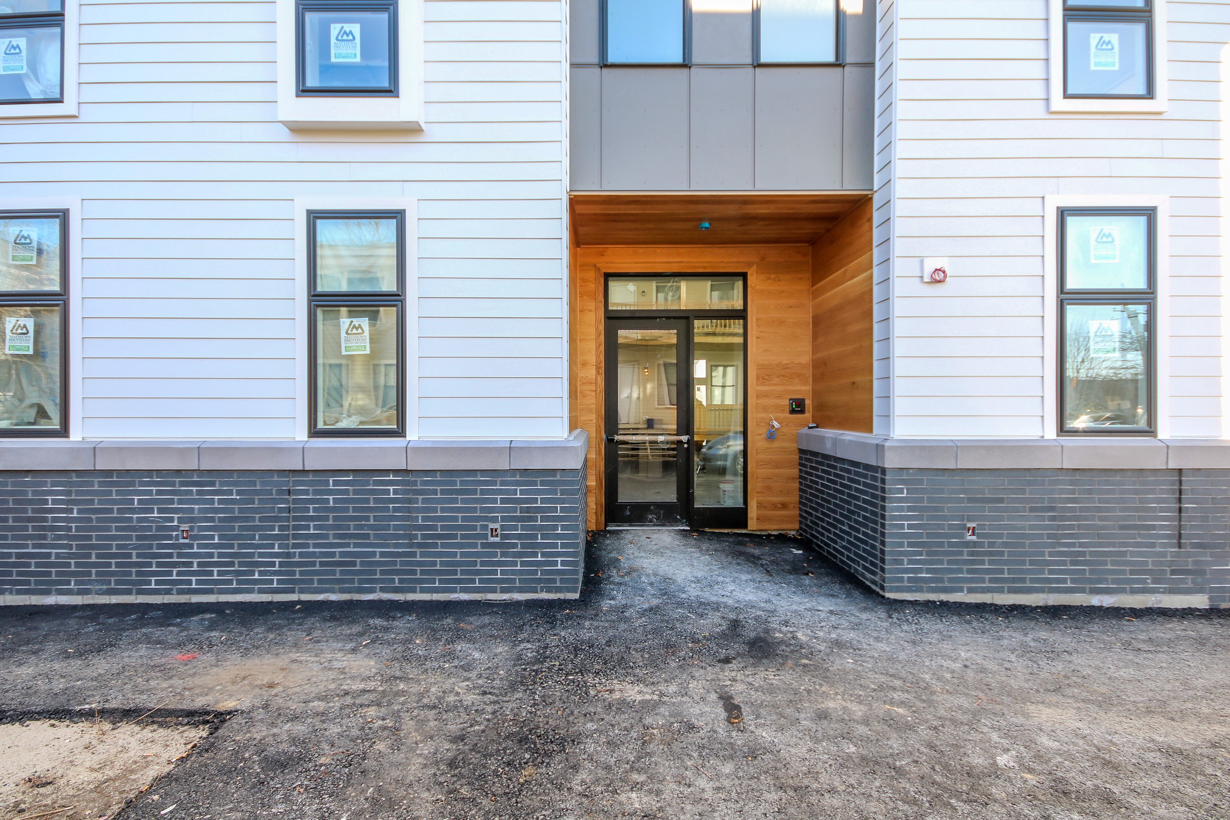 Exterior Construction Update - 12/9/18