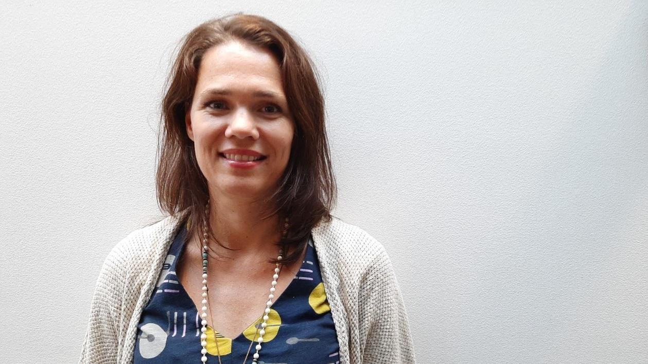 Marianne sandsdalen er fagansvarlig for sorgtjenesten