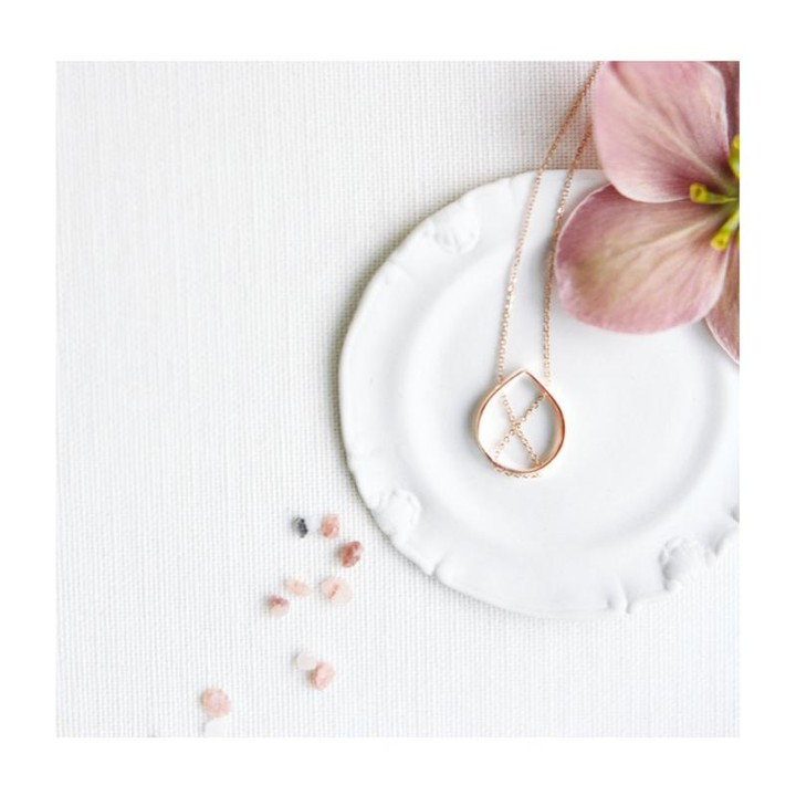 Contemporary Jewelry inspired by Architecture and guided by a love of Modern Minimal Design. Featured in InStyle, Oprah, Glamour, worn by Jessica Alba, Viola Davis, Chelsea Handler. {40% off}{F} - Vanessa Gade Jewelry DesignUse code: BF40 for 40% off the entire order. Valid: 05/21 to 11/27. 40% off the entire order. Free Domestic Shipping.Popular: INNER CIRCLE NECKLACE IN OXIDIZED SILVER AND GOLD