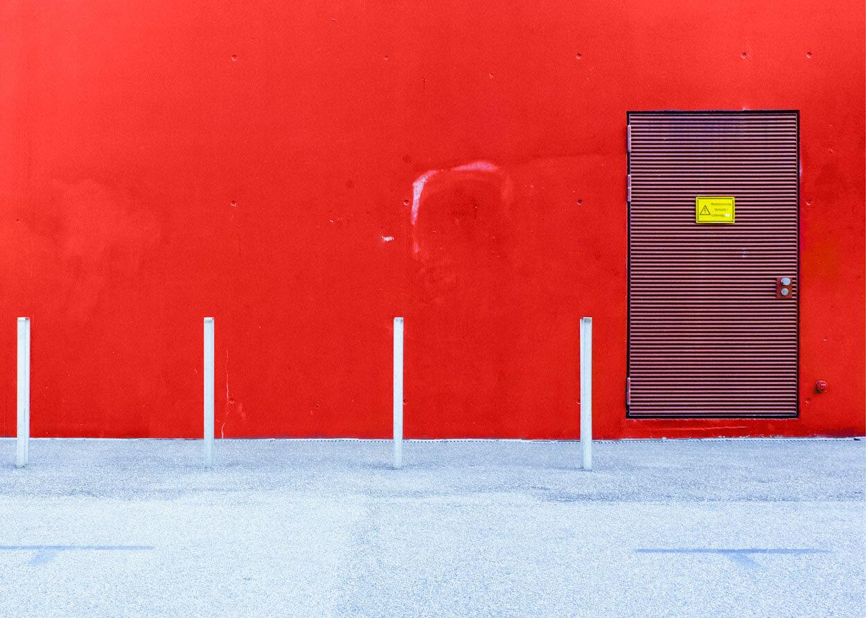 colors + spaces -