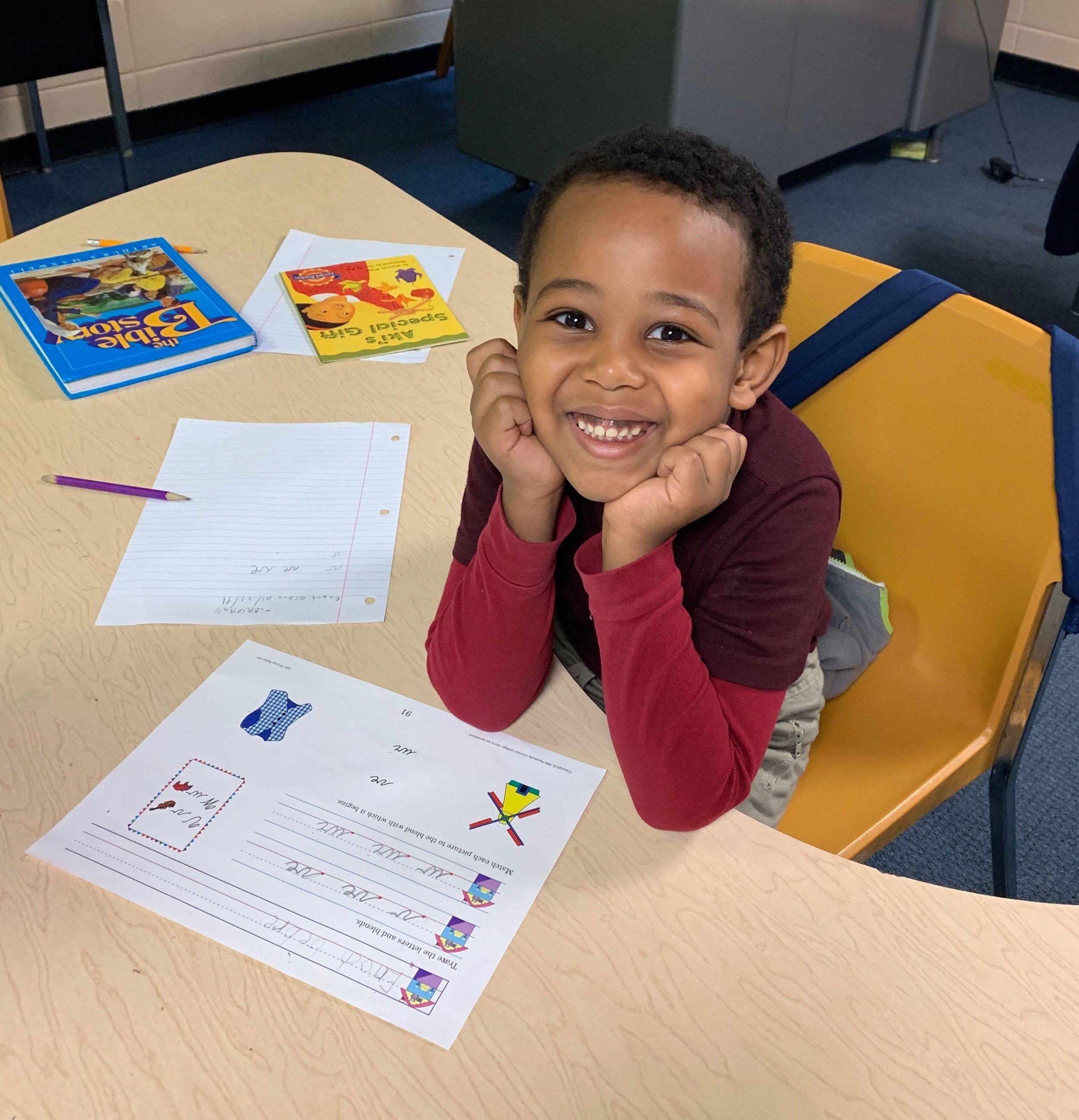 SFCA Private Kindergarten