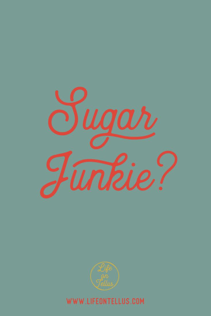 sugar junkie addict