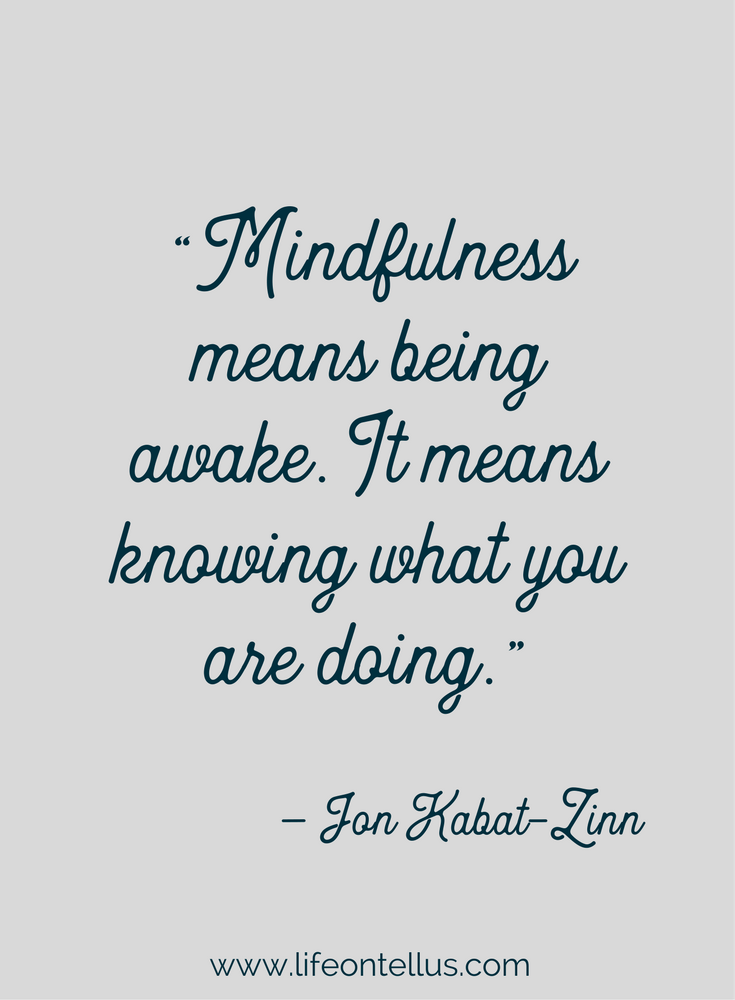 How to Practice Mindfulness in Your Everyday Life in Five Easy Ways