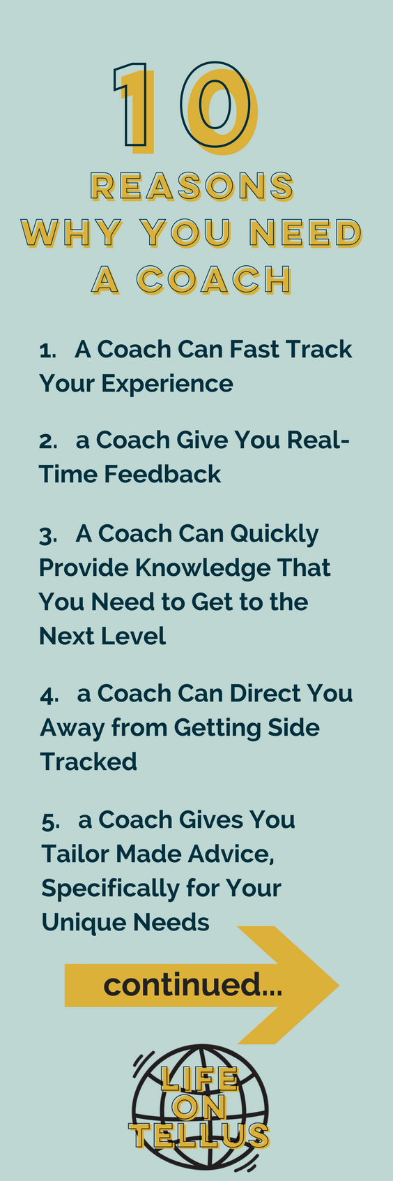 10 Reasons Why You Need a Coach